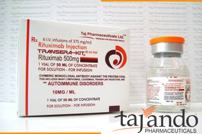 Taj-Ando-Rituximab Injection