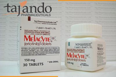 Taj-Ando-Erlotinib Tablets