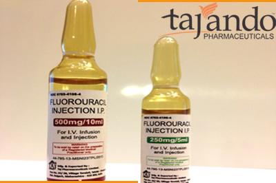 Taj-Ando -Fluourouracil Injection