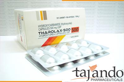 Taj-Ando-Hydroxyurea Capsules