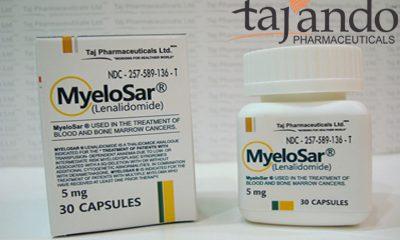 Taj-Ando-Lenalidomide Capsules