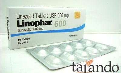 Taj-Ando-Linezolid Tablets
