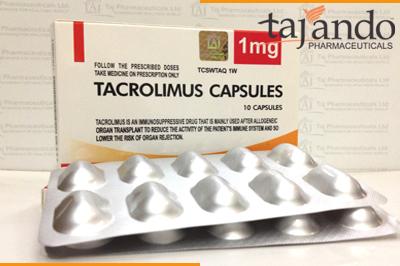 Taj-Ando-Tacrolimus Capsules